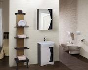 Комплект мебели для ванной комнаты Дуэт